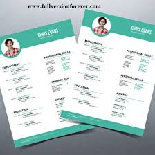 Free Download Creative Resume Templates Creative Resume Templates For Job Seeker In Word And Psd Files