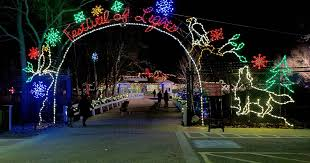 bull run park christmas lights 12 local light displays to get you in the holiday spirit