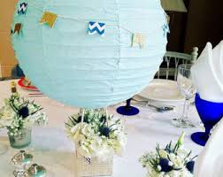 Balloon Decoration For Baby Shower Air Balloon Wedding Wedding Centerpiece Wedding