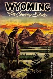 Wyoming travel posters images 127 best wyoming cowboys images wyoming cowboys jpg