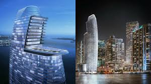miami porsche tower after submarines luxury carmaker aston martin now developing a 66
