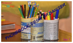 Nailed It Desk Organizer by Pinterest Win Or Fail Phonebook Desk Organizer Youtube