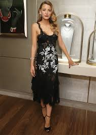 here u0027s proof that blake lively almost always wears floral