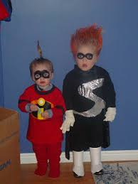 Jack Jack Halloween Costume Incredibles Happy Halloween Living Locurto