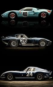 vintage ferrari art ford gt40 shelby cobra daytona coupe ferrari 250 gto 1964
