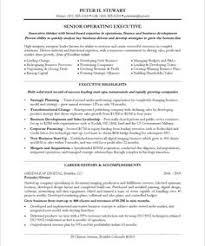 Executive Resume Template Sales Executive Page1 Marketing Resume Samples Pinterest
