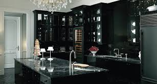 Black Kitchen Cabinets by 20 Black Kitchens That Will Change Your Mind About Using Dark Colors