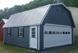 2 car garages amish built storage sheds barns garages u0026 gazebos photo gallery