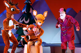 rudolph red nosed reindeer musical long center