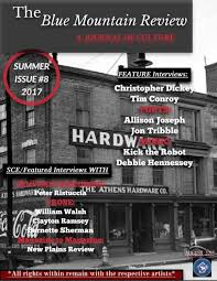 the blue mountain review issue 8 by southern muse publishers issuu