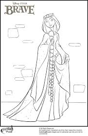 Disney Brave Coloring Pages Minister Coloring Disney Brave Coloring Pages