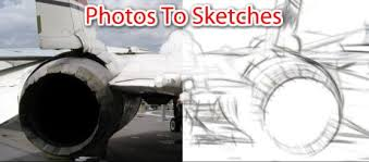 online tools to convert photos to sketches for free
