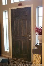 How To Paint An Interior Door More Painted Interior Doors Before And After Decorchick