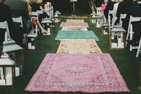 Aisle Runners For Weddings Interior Inspired Parker Palm Springs Wedding Sara Sam Green