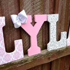 name letter pattern best pink glitter letters products on wanelo