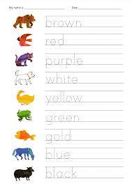 name trace worksheets worksheets