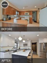 kitchen projects ideas before after 3 unique kitchen remodeling projects unique