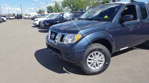 nissan frontier king cab 2016 nissan frontier sv king cab youtube