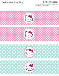 printable hello kitty birthday party ideas más imprimibles gratuitos en http www fiestuqueando blogspot com