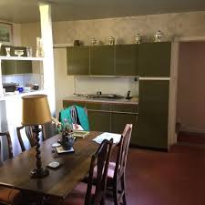 retro 1950s kitchen units made by easiclene full set available