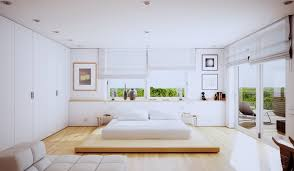 Gorgeous Bed Frames Bedroom Excellent Picture Of Bedroom Decoration Using All White