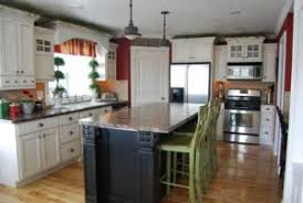 white kitchen cabinets with black island kitchen ideas the antique white kitchen cabinets antique