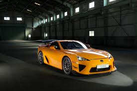 lexus performance cars the 10 fastest cars from lexus