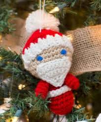 60 amazing free crochet christmas ornaments to make