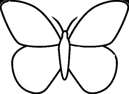 printable geometric butterflies coloring pages butterfly