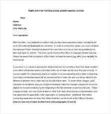 award letter template 13 free word pdf documents download