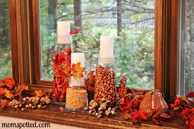 fall decor ideas this art display is inspiration from thrifty
