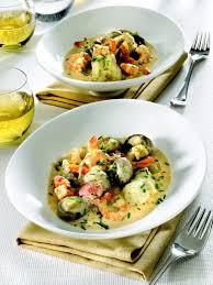 cuisine et mets blanquette de lotte les recettes de cuisine et mets plat