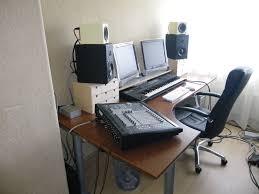 Music Studio Desk by Home Recording Studio Design Ideas Finest Home Studio Desk Design