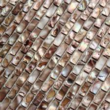 Shell Mosaic Tiles Cheaper Mother Of Pearl Tile Backsplash - Cheap mosaic tile backsplash
