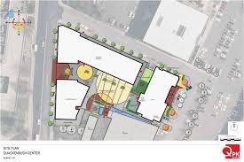 Ualbany Map The New Plan For A Big Mixed Use Development Near Quackenbush