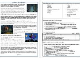 halloween stories reading comprehension worksheets by mariapht