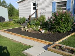 Ideas For Landscaping by Landscaping Ideas For Mobile Homes Mobile U0026 Manufactured Home