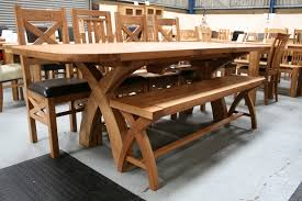 Country Oak Furniture Rustic Oak Dining Table Furniture Oak - Dining room chairs oak