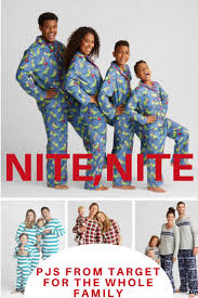 nite nite pjs for the whole family target made me do it