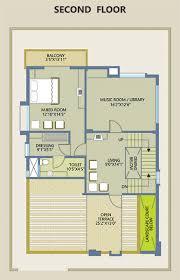 Second Floor Plans Venkateshwara Greens 5bhk Floor Plans
