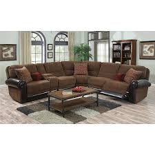 Sectional Reclining Sofas Leather Sectional Sofas American Home Furniture And Mattress
