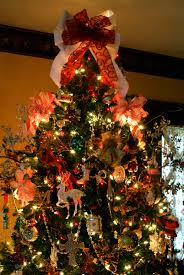 tree decorations with bows 9768611 2ch a info