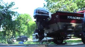 mercury 60hp outboard starting and running youtube