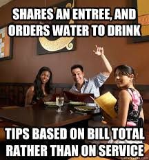 Funny Restaurant Memes - 30 things restaurant staff wish patrons knew told in memes