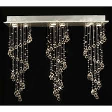 Upside Down Crystal Chandelier Foyer Crystal Chandelier Wayfair