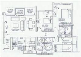 Mall Of The Emirates Floor Plan Residential Flats In Rajarhat Newtown Elita Garden Vista