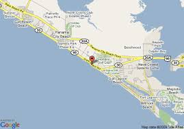 map of panama city map of inn sunspree resort panama city panama city