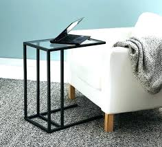 black brown coffee table ikea black brown lack side table astonishing sofa side table with