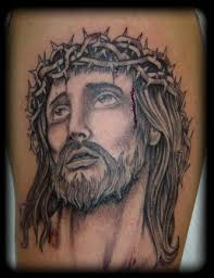 tattooing design jesus tattoo