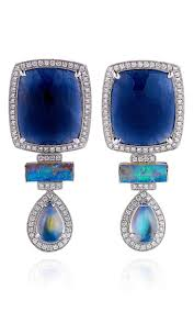 blue opal earrings 437 best opal images on pinterest fine jewelry opal jewelry and